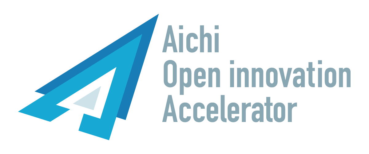 Aichi Open innovation Acceleratorロゴ